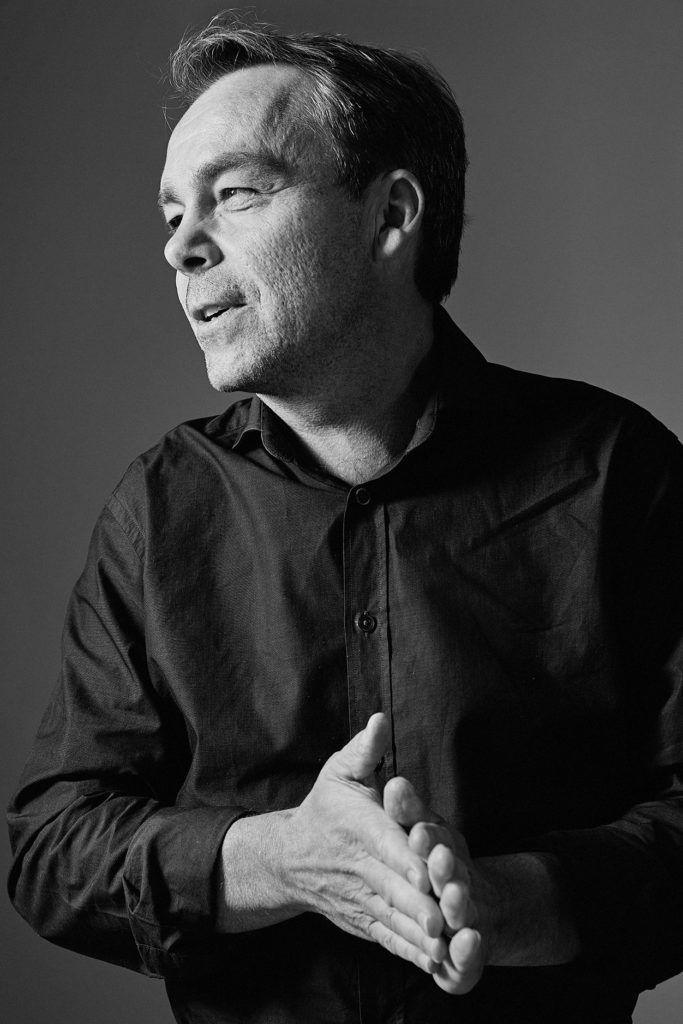 Stefan Wübbe, Geschäftsführer Kreation bei Kolle Rebbe (© Sina Görtz)