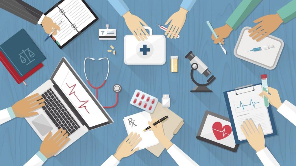 Die elektronische Patientenakte kann die Interaktion vereinfachen.
