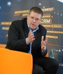 Jens Fuderholz, ist Geschäftsführer TBN Public Relations GmbH