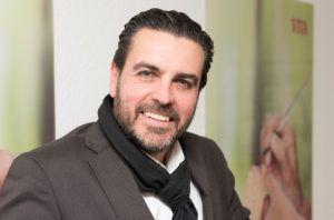"""Björn Kersten ist Head of Corporate Communications bei VITA Zahnfabrik und """"Erfinder"""" des Newsreaders und wünscht sich noch mehr Online-Aktivitäten von den Verlagen, was wiederum den Newsreader stärken würde."""