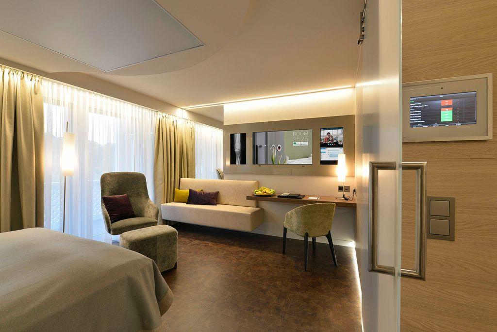 Klinik der Zukunft: Room 2525