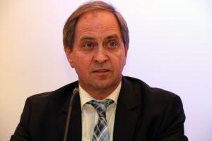 VDDI-Präsident Dr. Martin Rickert © Schunk