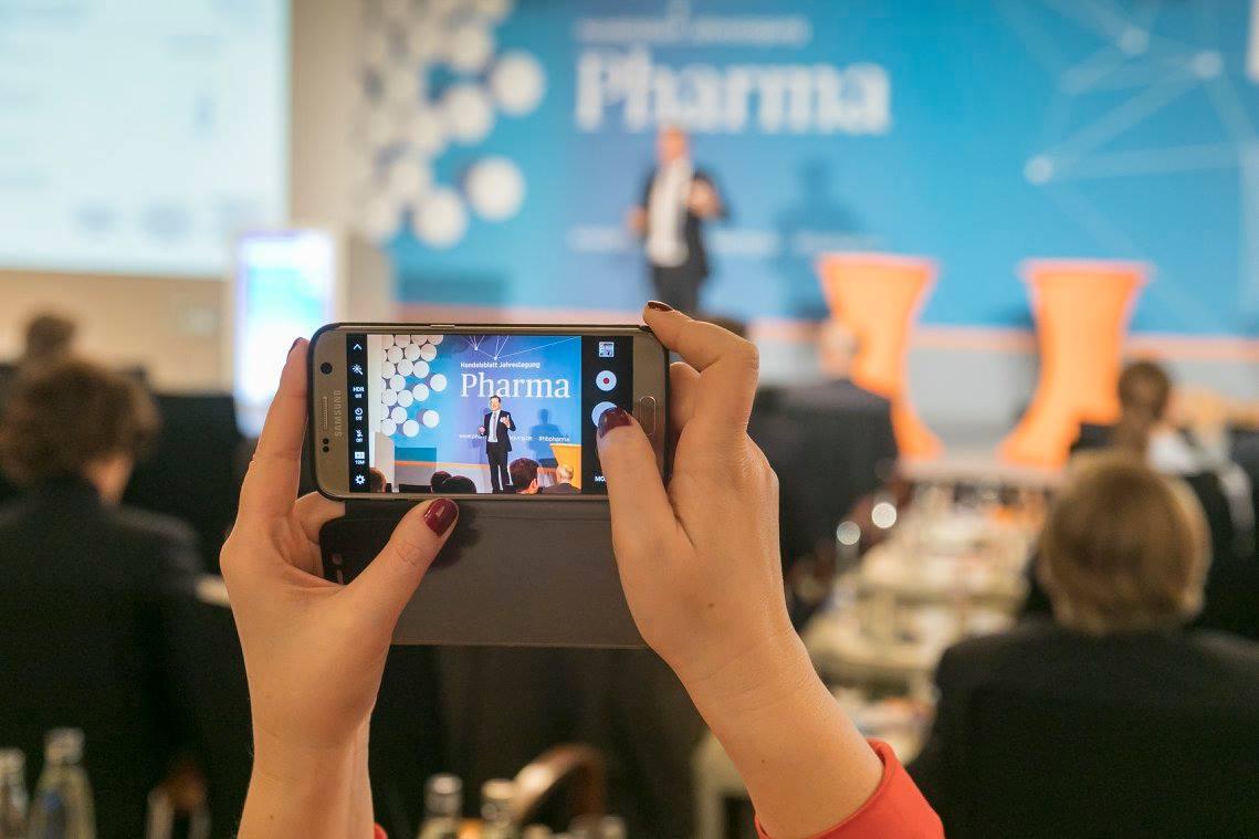 Pharma 2017 im Dialog