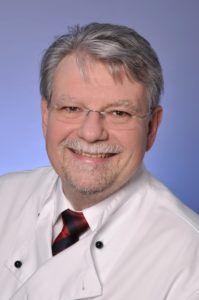 Verköstigung in der Klinik von Peter Fischer