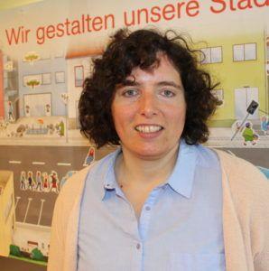 Spezialistin für Inklusion: Dagmar Greskamp