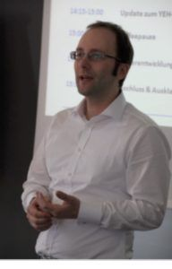 Dr. Florian Hartge von Young Excellence in Healthcare