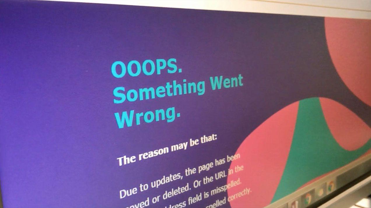 Screenshot aus dem War Room beim Relaunch der Unternehmenswebseite von Merck