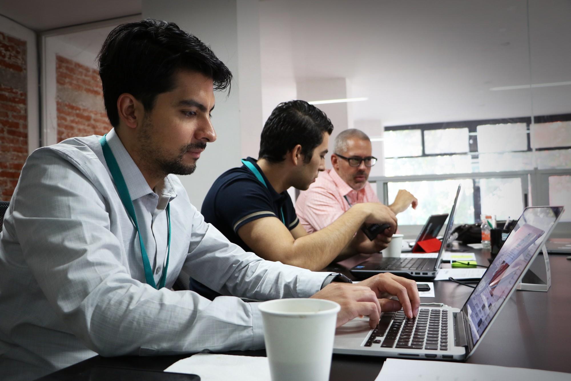 Mentoring beim Startupbootcamp Digital Health