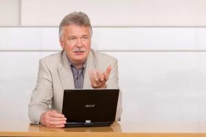 Roland Trill ist Fachmann für Krankenhaus-Management und eHealth