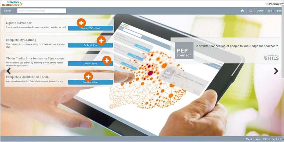 PEPconnect