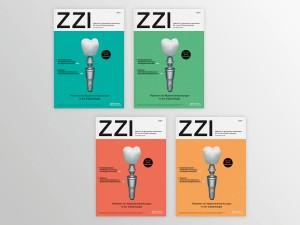 Jede Ausgabe der ZZI erscheint in einer eigenen Schmuckfarbe, die die aktuelle Jahreszeit widerspiegelt: Grün für den Frühling, Rot für den Sommer, Orange für den Herbst und Blau für den Winter.