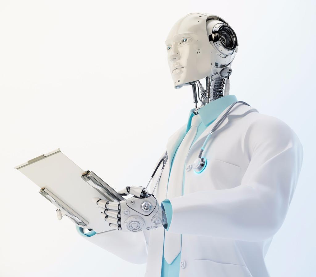 Wann kommt der Robot-Doktor?