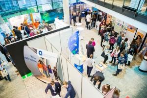 In Köln folgten zahlreiche Besucher der Einladung zur Nachwuchsmesse Operation Karriere