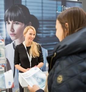 Stefanie Burchard ist Produktmanagerin beim Deutschen Ärzteverlag und zuständig für die Organisation und Weiterentwicklung von Operation Karriere