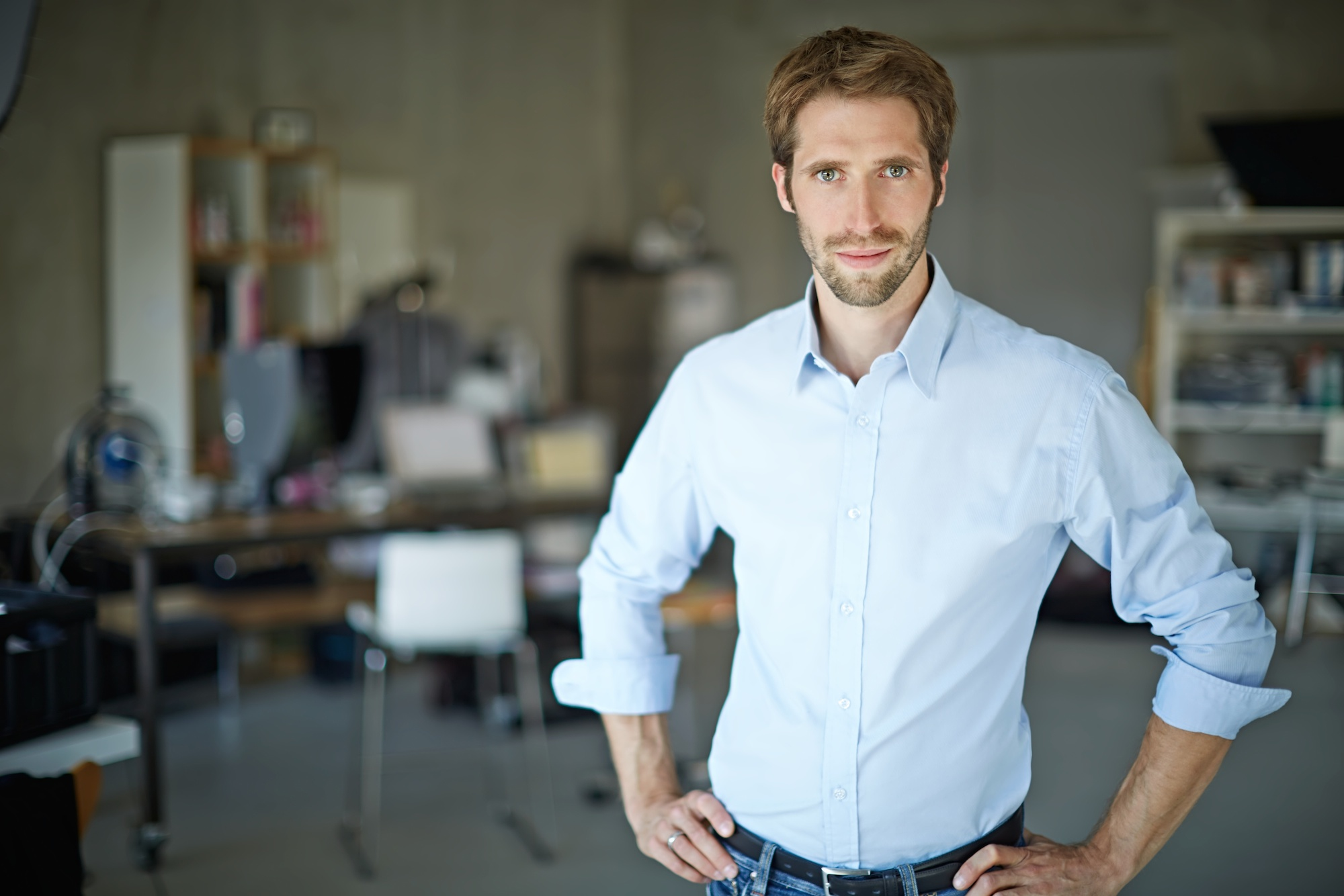 Dr. Johannes Jacubeit, Gründer und CEO von connected‑health.eu GmbH