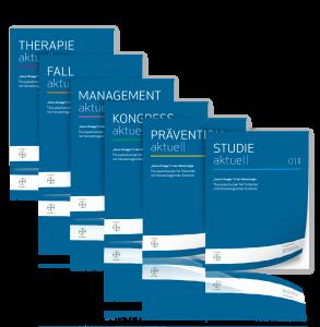 Zusätzlich zur gedruckten Veröffentlichung gibt es die Themenreihen jetzt auch online. © Deutscher Ärzteverlag
