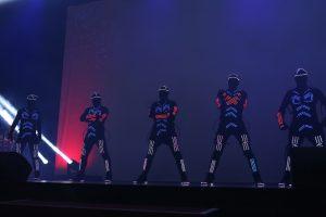 Showprogramm beim Comprix 2018