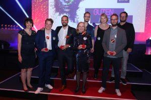 Gewinner des Comprix 2018