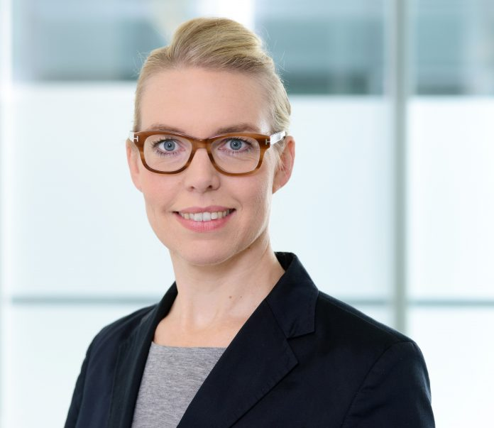 Jutta Klauer von Pfizer Germany für Health Relations / das Who's Who der Healthcare Branche