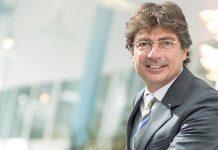 Der VDDI-Vorstandsvorsitzende Mark Stephen Pace gibt einen Ausblick auf die IDS 2019