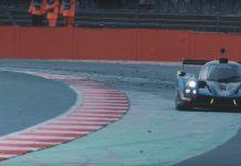 Dentsply Sirona bewirbt den Teneo mit einem Rennfahrer