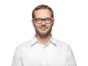 Porträt Florian Hunger-Reichardt, Director Digital Transformation bei MSD, über den Pharma-Ausblick 2019