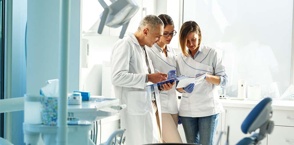 Die CompuGroup Medical Dentalsysteme GmbH treibt die digitale Transformation der Zahnmedizin voran