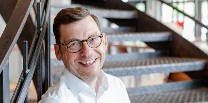 Uwe Gösling, künftig verantwortlich für den Verkauf der zahnmedizinischen Medien der gesamten Verlagsgruppe Deutscher Ärzteverlag. ©EinBlick by Esther Baumann