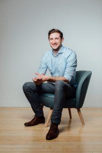 Dominik Hübner ist Mitbegründer von Designery Health GmbH