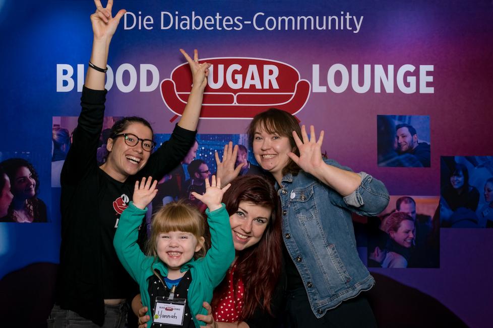 Gruppenfoto Teilnehmern beim #Diabetesbarcamp