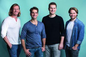 Die Gründer von SunshineSmile haben schon Erfahrung im Gründen von Start-Ups.