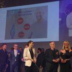 """Gold-Gewinner in der Kategorie """"Dental"""" auf der COMPRIX-Preisverleihung 2018, ©Thomas Bittera/COMPRIX"""