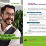 """""""Mein Erfolgs-Rezept: Medizinisches Wissen verständlich zu vermitteln."""", von: BARMER"""