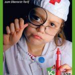 """""""Kind mit Lupe"""", von: K & D med. GmbH"""
