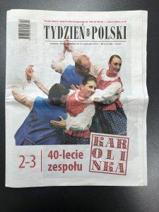 Die Anzeigen wurden in polnischen Zeitungen geschaltet. © Uniklinik Düsseldorf