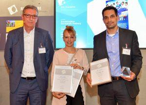 """BIG AWARD 2019: Die Gewinner in der Kategorie """"BIG TALENTS"""", ©Figiel"""