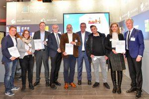 """BIG AWARD 2019: Die Gewinner und Finalisten in der Kategorie """"BIG CREATION"""", ©Figiel"""