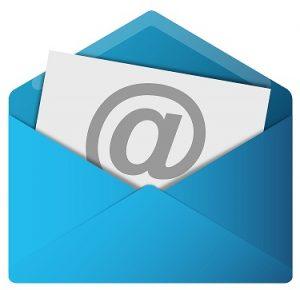 Newsletter, Briefumschlag @ Symbol