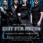 """Vorbild für die Plakatmotive waren Filmblockbuster wie """"Django"""" und """"Matrix"""" ©Uniklinikum Freiburg"""