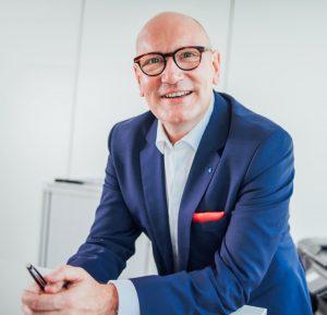 Frank Janßen ist der Marketingleiter Komet Dental, Gebr. Brasseler GmbH & Co. KG