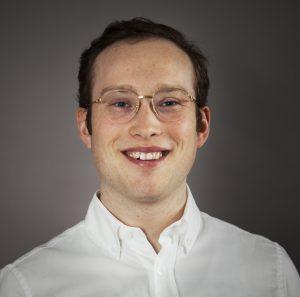 Alexander Puschilov, Gründer Viomedo, kooperiert mit dem Pfizer Healthcare Hub Berlin.