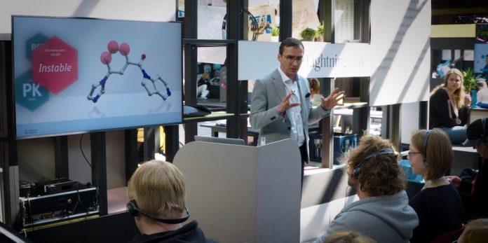 Michael Schmelmer auf der re:publica über digitale Transformation
