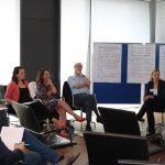 Eine Arbeitsgruppe beim Innovationsforum Krankenhaus beschäftigte sich mit dem Thema Arbeitgeberattraktivität, © Krell