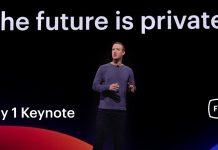 Mark Zuckerberg über Facebook-Gruppen auf der f8