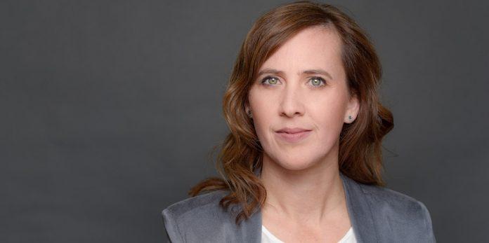Carolin Schambach, Executive Director Healthcare bei Edelman.