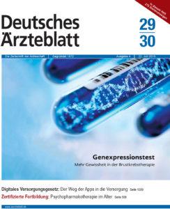 Titel_29-2019_Deutsches_Aerzteblatt