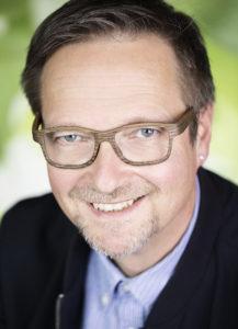 Axel Dittmar, Leiter Unternehmenskommunikation am Klinikum Bielefeld © Klinikum Bielefeld