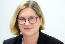 Sabine Nikolaus ist Landesleiterin Deutschland bei Boehringer Ingelheim