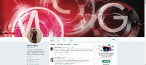 Twitter: Ein Netzwerk auf das Nicole Tappée beruflich setzt. © Screenshot