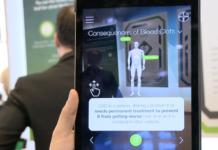 Seit September gibt es die Smart Cards-App von Bayer auch in Deutschland. Mit Augmented Reality soll sie Heilberufler in ihrer Beratung unterstützen und Patienten mit Herz-Kreislauf-Erkrankungen helfen.